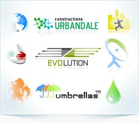Minimalist Style Logo Templates