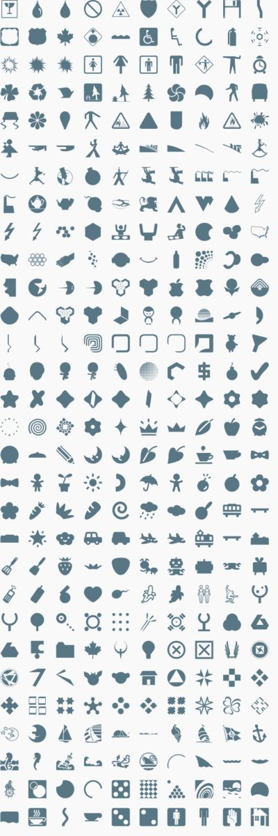 Vector Icons & Signs 2