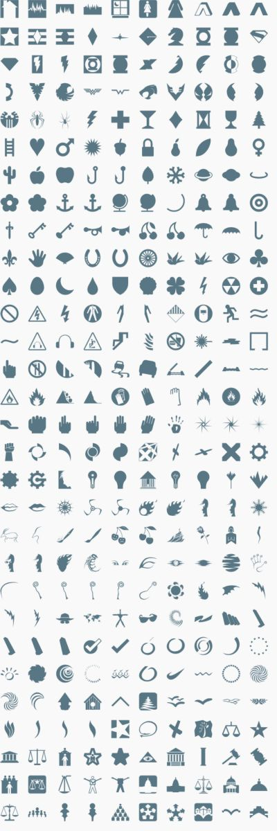 Vector Icons & Signs 3