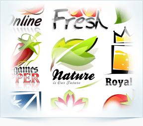 Entertainment Themed Logo Templates