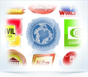 Emblem Style Logo Templates