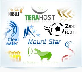 Mono, Single Color Logo Templates